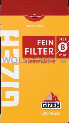 Gizeh Feinfilter 100er