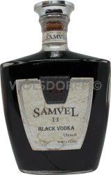 Samvel II Black Vodka