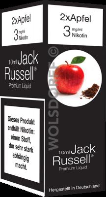Jack Russell Liquid No 15 2xApfel