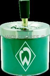Schleuderaschenbecher Werder Bremen