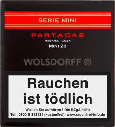 Partagas Serie Mini 20er