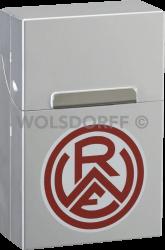 AluBox chrom Rot-Weiss Essen