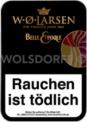 W.O. Larsen Belle Epoque