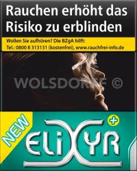 Elixyr Plus Cigarettes BP (8x23)