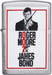Zippo 60003907 #200 James Bond 007™ Roger Moore