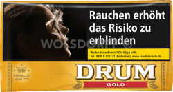 Drum Gold Pouch 10 x 30 g