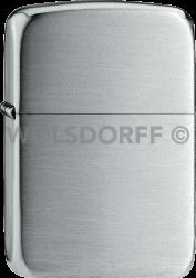Zippo 60001172 1941 Replica™ Sterling Silver satiniert