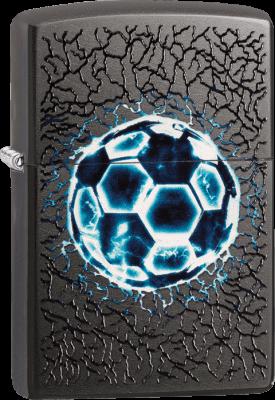 Zippo 60003306 #28378 Soccer