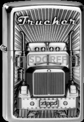 Zippo 2003977 #207 Zippo Trucker