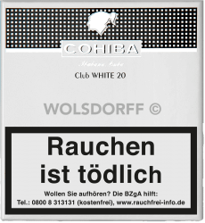 Cohiba White Club 20er