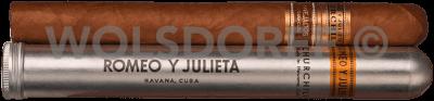 Romeo y Julieta Añejado Churchill Tubos Limited Edition