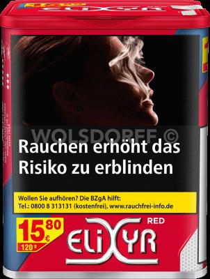 Elixyr Red Tobacco Dose 115 g