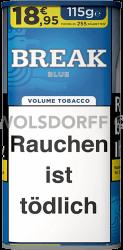 Break Blue XXL Volume Tobacco Dose 115 g
