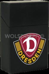 RubberBox schwarz mit Dynamo Dresden Vereinslogo