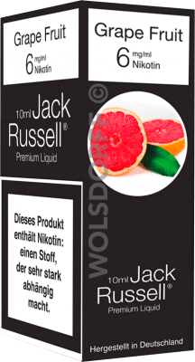 Jack Russell Liquid No 5 Grape Fruit