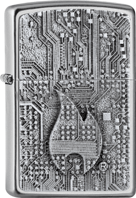 Zippo 2005902 #205 Flame Matrix