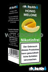 Nikoliquids Honigmelone