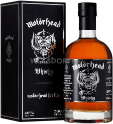 Mackmyra Motörhead Whisky