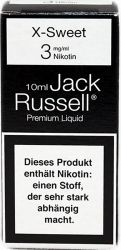 Jack Russell Liquid No 17 X-Sweet