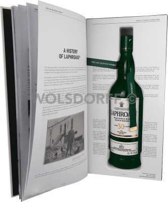 Laphroaig 30 years The Ian Hunter Story