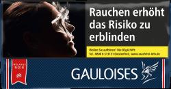 Gauloises Melange Schwarze Hand Pouch 10 x 33 g