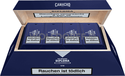 Camacho Diploma Special 11/18 Limited Edition 2018