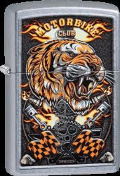 Zippo 60004096 #207 Tiger Motorbike Club