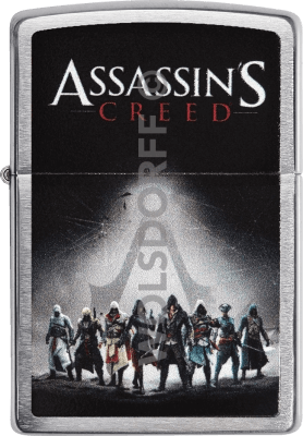 Zippo 60003906 #200 Assassin's Creed®