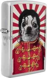 Zippo 810675 Pets Rock Dog Michael Jackson