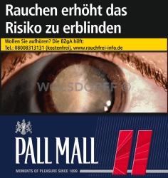 Pall Mall Red Jumbo (6 x 50)