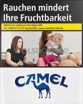 Camel Blue BP L (10 x 23)