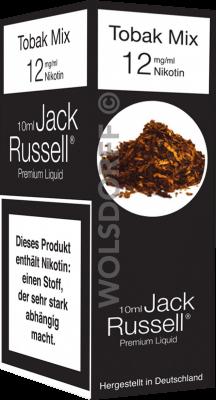 Jack Russell Liquid No 2 Tobak Mix-Copy