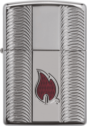 Zippo 60003415 #167 Armor® Zippo Flame