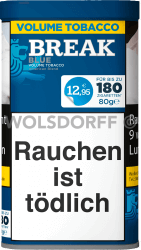 Break Blue Volume Tobacco Dose 80 g
