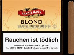 Handelsgold Mini Blond 10er