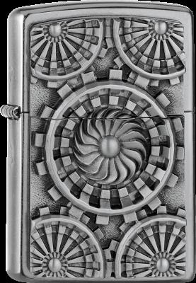 Zippo 2005354 #207 Turbines