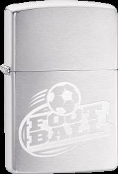 Zippo 60004094 #200 Football Design