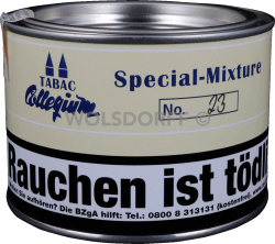 Tabac Collegium Special-Mixture No. 23