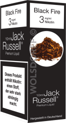 Jack Russell Liquid No1 Black Fire MHD 15.04.2019