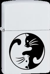 Zippo 60004123 #218 Yin Yang Cats