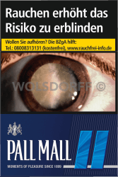 Pall Mall Blue Original Pack (10 x 20)