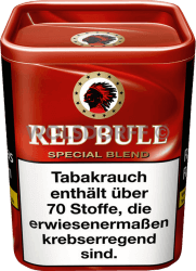 Red Bull Special Blend Tin Dose 120 g