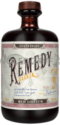 Remedy Elixir Rum Liqueur