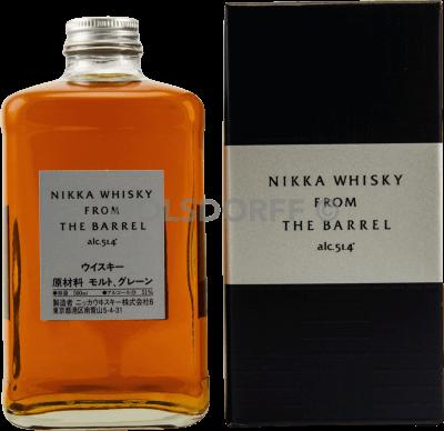 Nikka Whisky from Barrel