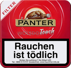 Panter Touch Red Filter