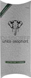 White Elephant Conical Cotton Cleaner 100St