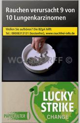 Lucky Strike Change Green (10 x 20)