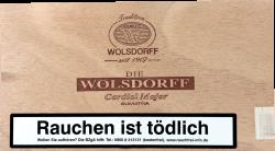 Die WOLSDORFF Cordial Major Sumatra