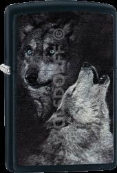 Zippo 60002929 #218 Wolf