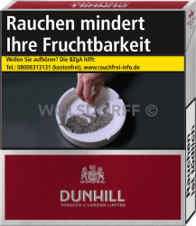 Dunhill International Red Original Pack (10 x 20)